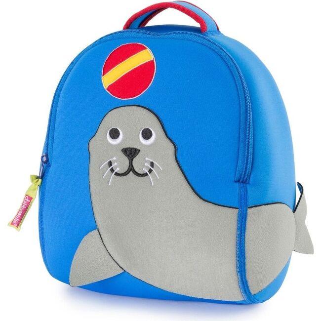 Sea Lion Backpack, Blue