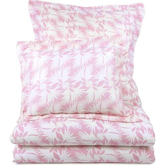Sanza Duvet Cover, Pink
