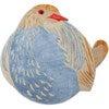 Petronia Bird Wool Rug, Blue Multi - Rugs - 1 - thumbnail