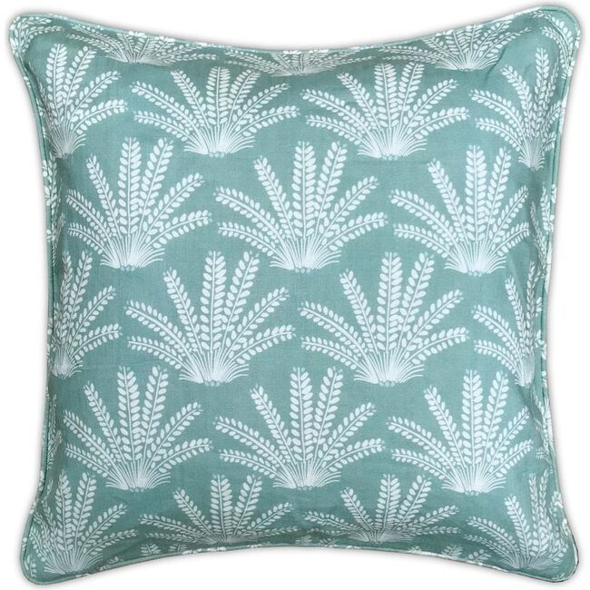 Maracas Decorative Pillow, Sage Multi - Decorative Pillows - 1