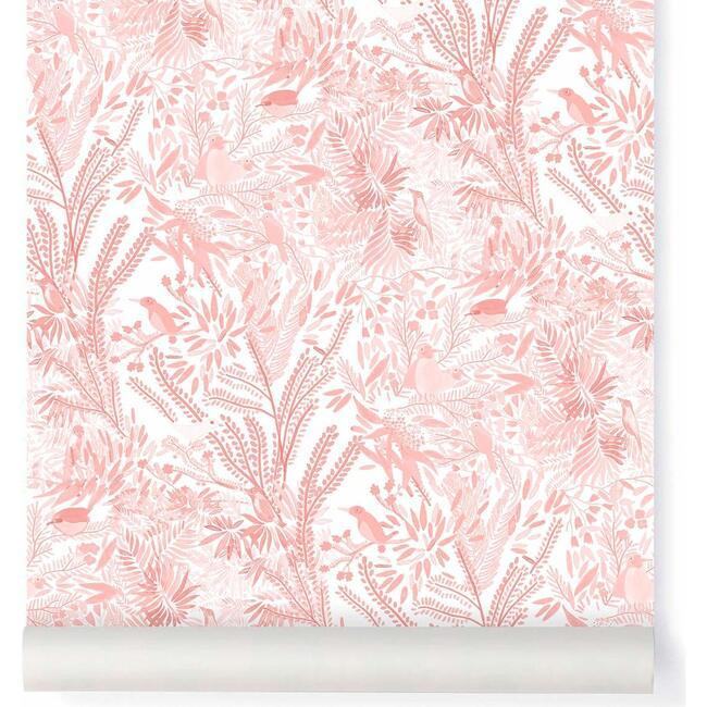 Jazz Wallpaper, Rhubarb