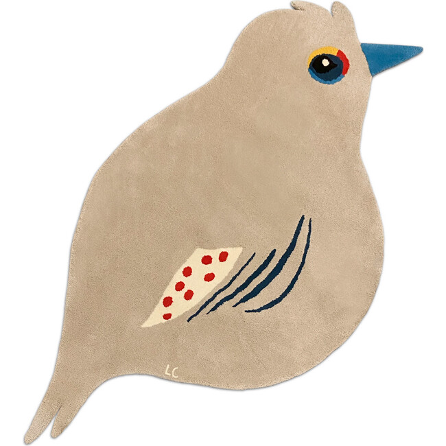 Cardinal Wool Rug, Neutral