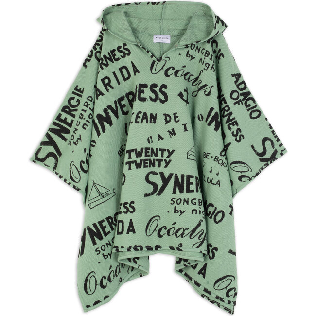 Poncho Synergie, Green
