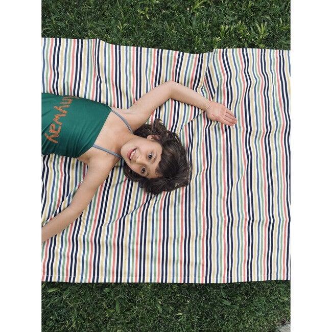 Beach Towel, Stripes