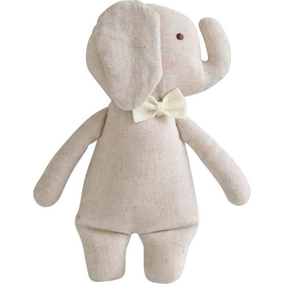 Elephant Mini Rattle
