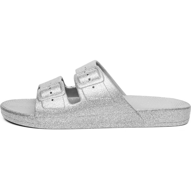 Moses Two Band Slide, Bling