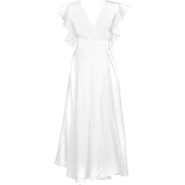 Women's Colette Dress, White