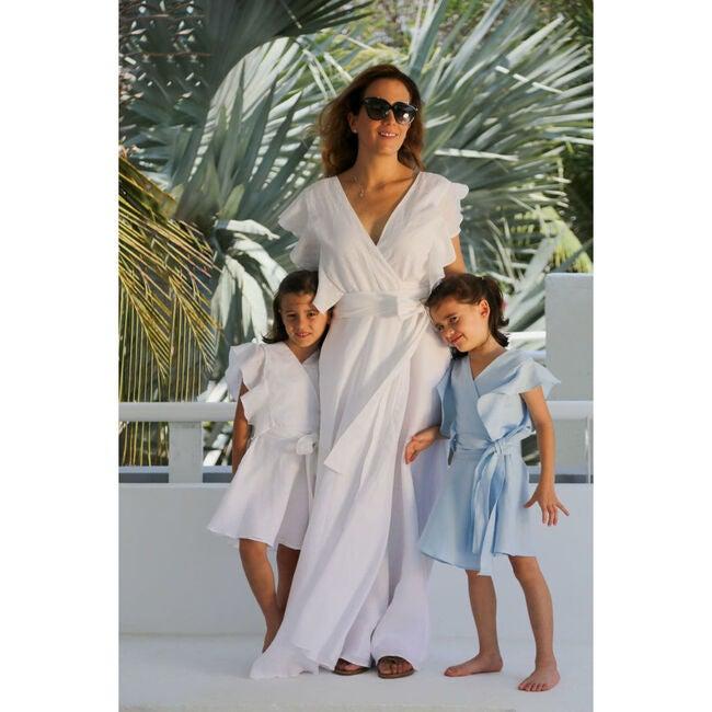 Colette Dress, White