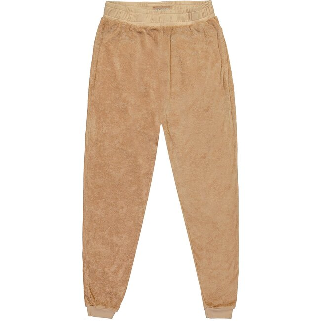 Women's Post Game Jogger, Iced Coffee