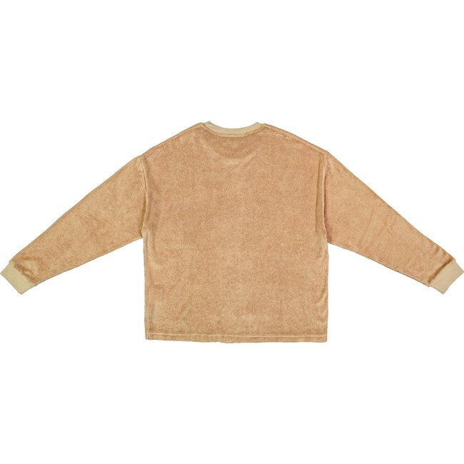Women's Post Game Sweater, Iced Coffee