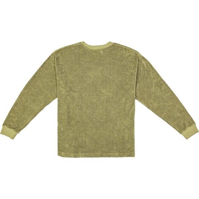 Men's Post Game Sweater, Sage
