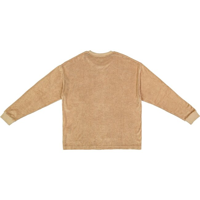 Men's Post Game Sweater, Iced Coffee