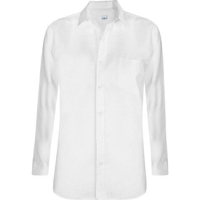 Daddy & Me Men Shirt, White