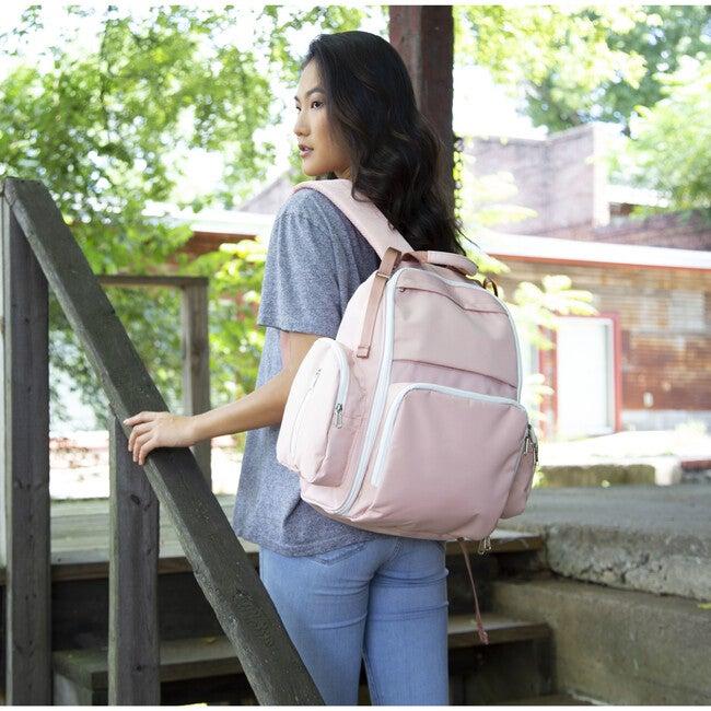 Motion Multipurpose Backpack, Blush