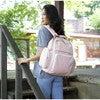 Motion Multipurpose Backpack, Blush - Backpacks - 2
