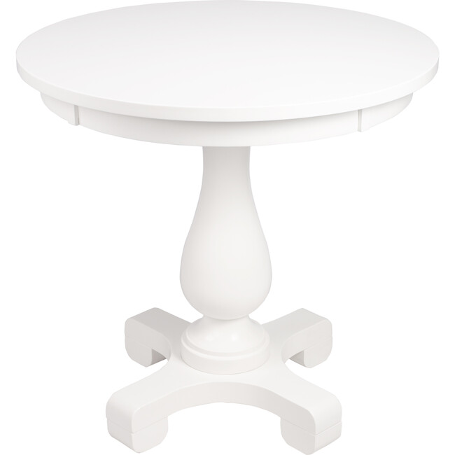 Millard End Table, White