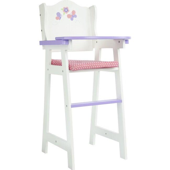 Little Princess Baby Doll High Chair - Dolls - 1