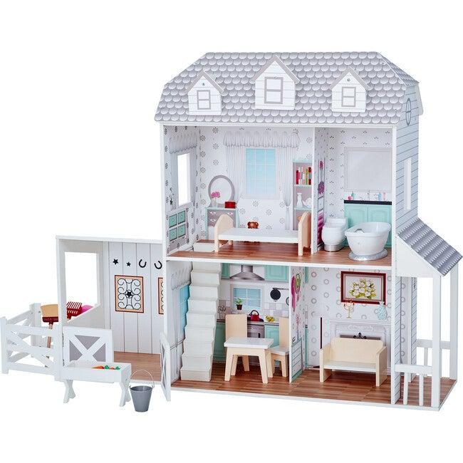"""Dreamland Farm House 12"""" Doll House"""