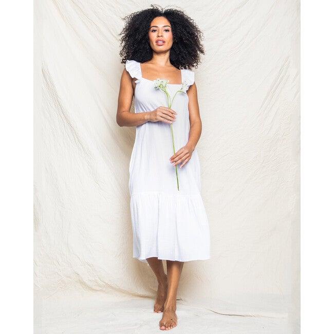 White Gauze Celeste Night Dress
