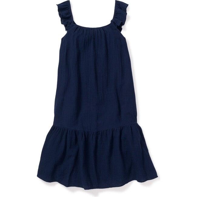 Navy Gauze Celeste Night Dress