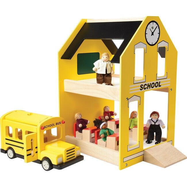 Let's Play School, Yellow
