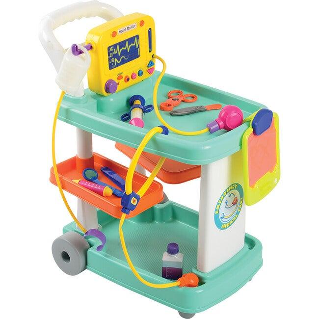 Medical Cart, Multicolor