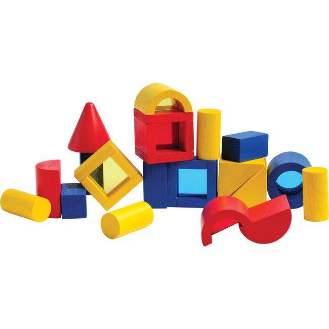 Geo Block Build, Multicolor