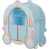 Princess Pumpkin Carriage with Closet and Dress - Dolls - 3