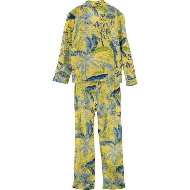 *Exclusive* Women's Moondust Pajamas, Lisbon Garden Sunshine