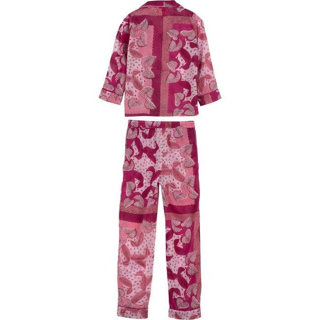 *Exclusive* Kids Moondust Pajamas, Lilac Sachet