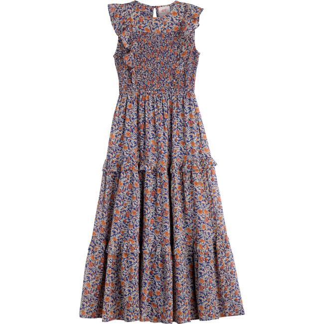 *Exclusive* Women's Iris Dress, Siesta Blueprint