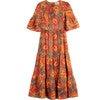 Women's Faith Dress, Meadow Sweet Caramel - Dresses - 1 - thumbnail