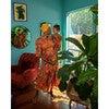 Women's Faith Dress, Meadow Sweet Caramel - Dresses - 2