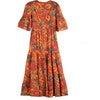 Women's Faith Dress, Meadow Sweet Caramel - Dresses - 4