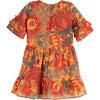 Chota Faith Dress, Meadow Sweet Caramel - Dresses - 4