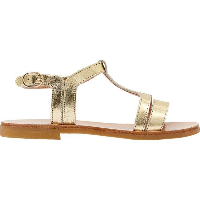 Sandals, Gold
