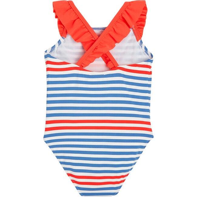 One-Piece Swimsuit, Multicolored