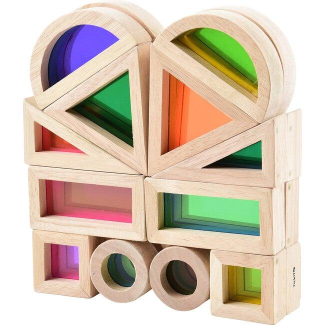Color Mixing Blocks, Multicolor