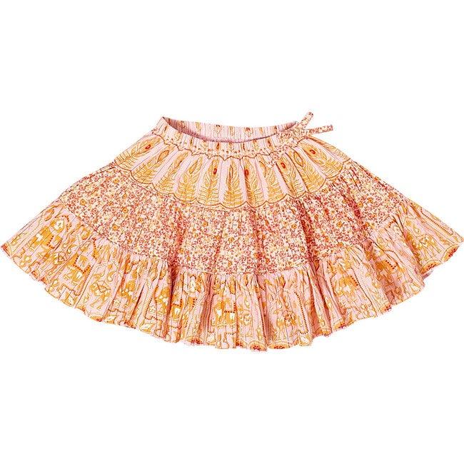 Allie Skirt, Strawberry Cream