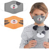 Pimm the Puppy and Tomo the Tiger Face Masks 2 Pack - Face Masks - 2