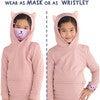 Kids Packable Wristlet Face Mask Buddies, 3 Pack - Face Masks - 7