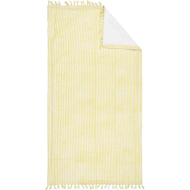 Isabel Beach Towel, Limoncello