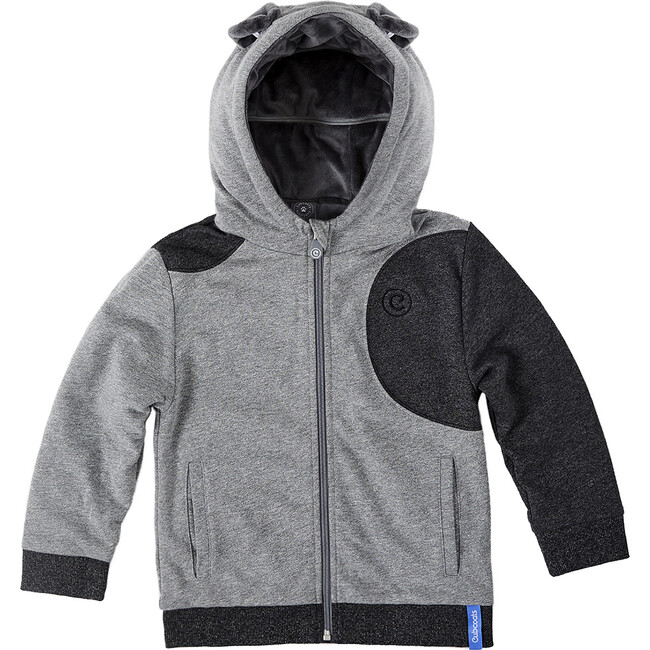 Pimm the Puppy Convertible Zip-Up Jacket