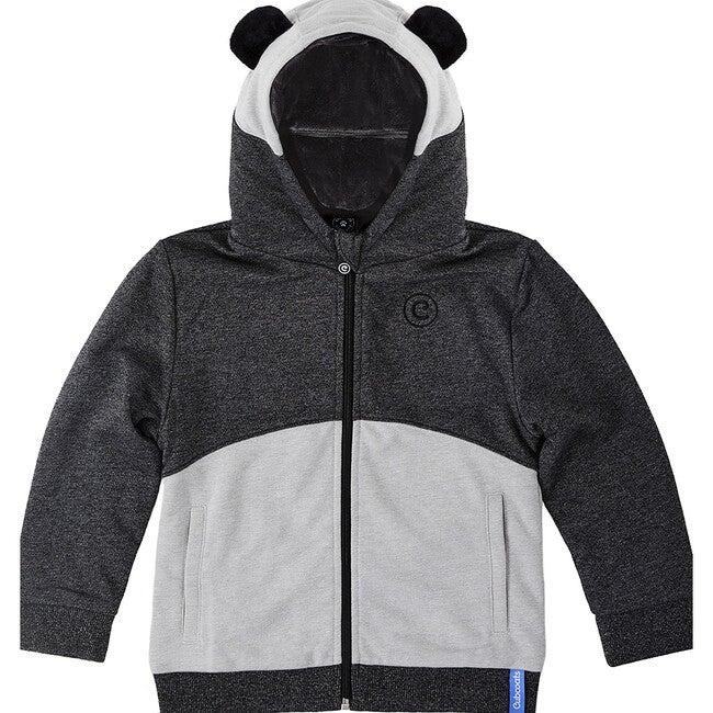 Papo the Panda Convertible Zip-Up Jacket