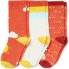 Flynn the Fox Socks - Socks - 1 - thumbnail