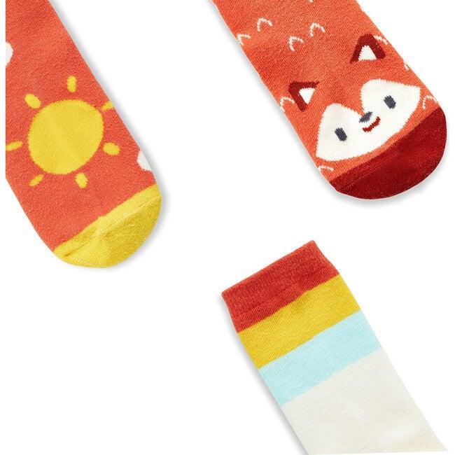Flynn the Fox Socks