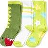Dayo the Dinosaur Socks - Socks - 1 - thumbnail