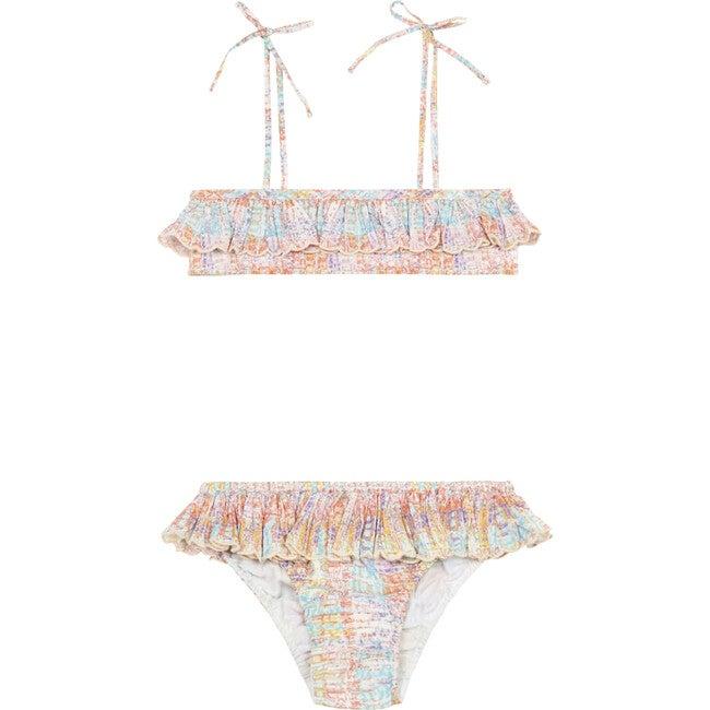 Rio Two Piece Bikini, Multicolor