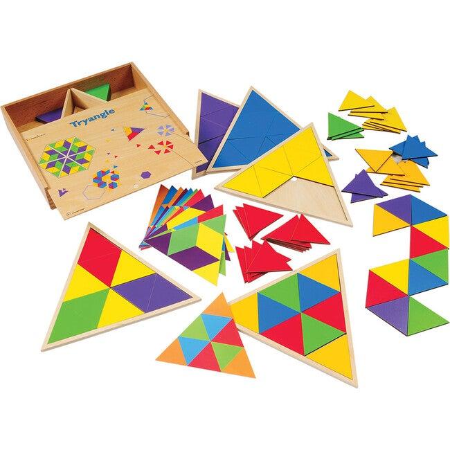 Tryangle Design Match, Multicolor