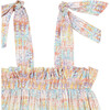 Rio Long Dress, Multicolor - Cover-Ups - 4